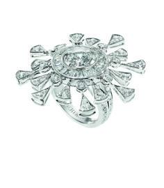 Boucheron 'Soleil Radiant' ring