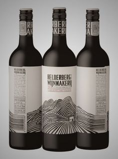 110 Most Creative Wine Label Designs | 1 Design Per Day