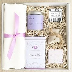 We are OBSESSED with @teakandtwine's custom gift boxes! There's one for every occasion complete with cute gifts and cute packaging. This #lavender one is perfect for an in home spa day! . . #teakandtwine #gift #giftbox #spa #lavender #spaday #perfect #love #eventplanner #presents #custom #custombox #relax #unwind #cute #packaging #eventprofsuk #eventprofs #meetingplanner #meetingplanner #meetingprofs #inspiration #popular #trending #eventplanning #eventdesign #eventplanners #eventdecor…