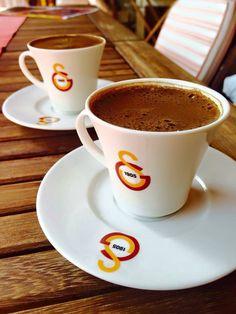 Kahvenin tadı... ❤️