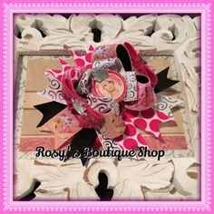 Barbie Inspired hair bow- Barbie pigtails bows-Barbie Ott bows by RosysBoutiqueShop on Etsy https://www.etsy.com/listing/250388635/barbie-inspired-hair-bow-barbie-pigtails