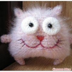 "OH.MY.GOD. / ""crochet amigurumi cat"" #Amigurumi  #crochet"
