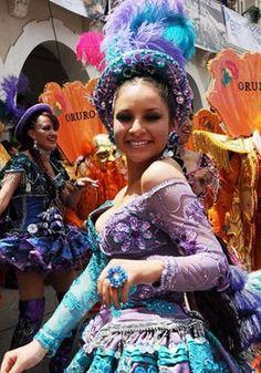 Carnaval Oruro - Bolivia. discountattractions.com