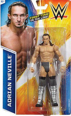 Adrian Neville - WWE Series 52 Mattel Toy Wrestling Action Figure
