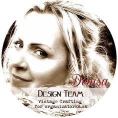 Zoznámte sa s Deniskou - členkou nášho dizajn tímu / Meet Denisa - member of our design team