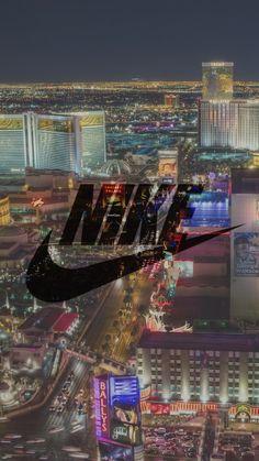 #Nike #LasVegas #Strip #Downtown #Wallpaper