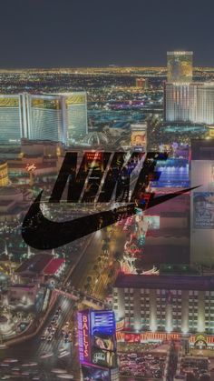 #Nike #LasVegas #Strip #Downtown #Wallpaper