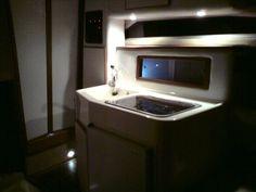 My Sea Ray 220da interior