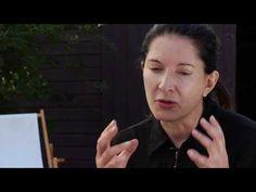 Marina Abramović: The body as medium