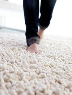 How to clean stains on your carpet? You can try these simple techniques for cleaning with natural and homemade detergents or hire professional carpet cleaning company from London, to deep clean your favourite rugs and carpets with professional products. Plush Carpet, Shag Carpet, Wool Carpet, Diy Carpet, Carpet Ideas, Brown Carpet, White Carpet, Yellow Carpet, Carpet Colors