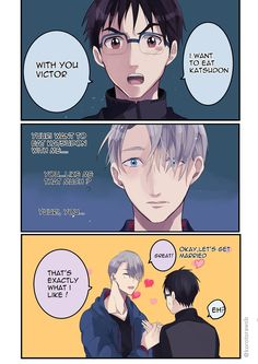 If only that's really what Victor is thinking x')