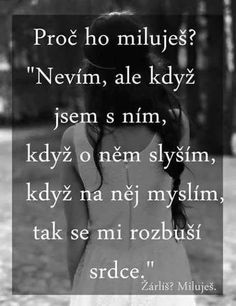 Presne tak to citim aj ja New Quotes, Words Quotes, Motivational Quotes, Sayings, Sad Love, Love You, Deep Conversation Topics, Lovers Quotes, Good Thoughts