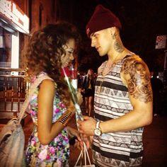 Ebony stud surrenders to white couple