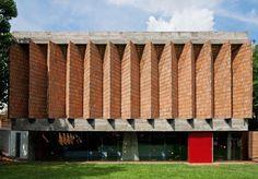 Spinal Injury Rehabilitation Centre, Asunción, Paraguay, by Gabinete de Arquitectura | Buildings | Architectural Review
