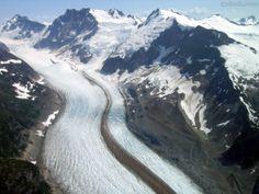 glacier Erosion - Bing Images