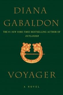 The third book in The Outlander series. Jamie and Claire together again.