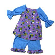 Dress Set Sewing Tutorial
