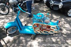 Hot Rod Scooter :)~~