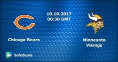 #livestream9 zdf stream | #NFL | Bears Vs. Vikings | Livestream | 10-10-2017: Advertisements Bears Vs. Vikings Click Here to Watch Now…