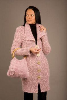 вязаное пальто из верблюжьей шерсти: 19 тыс изображений найдено в Яндекс.Картинках