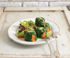 Ricetta Sformatini di carote e bietole - Le ricette de La Cucina Italiana