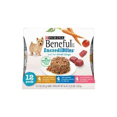 Small Breed, Small Dogs, Dog Food Brands, Wet Dog Food, Program Design, Dog Supplies, Dog Food Recipes, Salmon, Serendipity