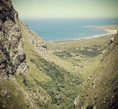 Nestled away in the quaint coastal town of Betty's Bay is the Harold Porter National Botanical Gardens. The Leopard's Kloof day trail is… National Botanical Gardens, Hiking Trails, Walks, South Africa, Tourism, Coastal, Waterfall, National Parks, Southern
