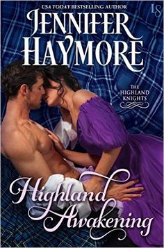 Book Review: Highland Awakening by Jennifer Haymore
