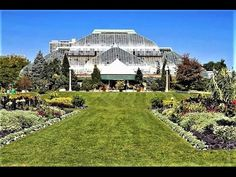 Lincoln Park Conservatory, Chicago, Illinois from Ivanka's little treasures  Hello everyone... Positioned near the shore of Lake Michigan, the Lincoln Park Conservatory (1.2 ha / 3 acres) is a conservatory and botanical garden in Lincoln Park in Chicago, Illinois. The conservatory is located at 2391 North Stockton Drive just south of Fullerton Avenue, west of Lake Shore Drive, and part of the Lincoln Park, Chicago community area. The Alfred Caldwell Lily Pool and the North Pond Nature…