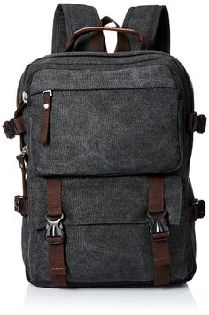 Polare Canvas Backpack Rucksack