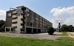 Abandoned Motel - Memphis
