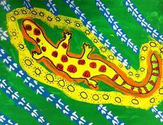 Australian Aboriginal Story Paintings