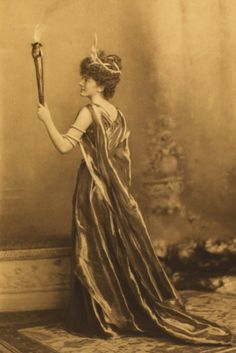 Lady Sophie Scott. The Duchess of Devonshire's Jubilee Costume Ball of 1897