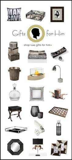 Luxe Gifts for Him