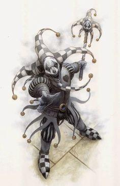 Gray Jester