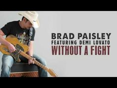 Brad Paisley Talks About 'Amazing' Opportunity To Record Demi Lovato Collab 'Without A Fight' | iHeartRadio