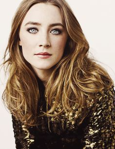 Saoirse Ronan looks really pretty here. I think she would have been a good Bella. @Janna Means and @Brittany Whorley