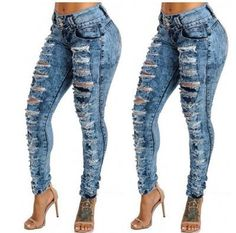 ffb1f02f343 Jeans. Heels OutfitsShorts Outfits WomenJean ...