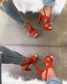 Marty Heel - Rust – shopofficialbee Source by LoveOfficially fashion heels Zapatos Shoes, Shoes Heels, Stilettos, High Heels, Wedge Heels, Aesthetic Shoes, Fashion Heels, Punk Fashion, Lolita Fashion