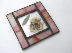 Free Shipping Glass frame Israel flowers Home by Silvinadesigns, $25.00