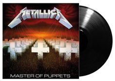 """The recent Blackened reissue/remaster of """"Master of Puppets"""" is back in stock.  What a great way to start your metal vinyl collection in 2015!"""