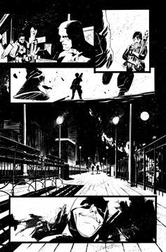 Indestructible Hulk - page 12 by MatteoScalera on deviantART Comic Book Layout, Comic Book Pages, Comic Book Artists, Comic Artist, Comic Books Art, Black Comics, Bd Comics, Manga Comics, Graphic Novel Art