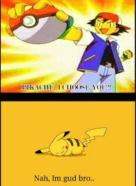 Image result for pikachu funny