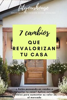 Inmobiliaria Ideas, Home Staging Tips, Real Estate, Stencils, Sell House, Business Tips, Decorating Tips, Real Estate Marketing