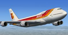 TF-AMB alquilado de Iberia
