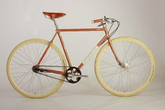 Merenyi Bicycles - Gold Seal Photography