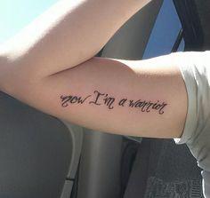My lymes disease tattoo