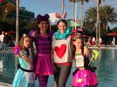 run Disney Alice In Wonderland