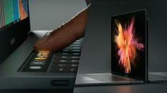 News-Tipp: Apple stellt das neue MacBook Pro vor - http://ift.tt/2e1XBmA #nachricht