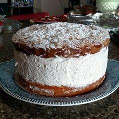 Italian Lemon Cream Cake - Allrecipes.com
